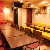 歓送迎会など、あらゆるご宴会でご利用頂ける環境を整えております。最大40名様までご利用可能な個室もご用意しております★