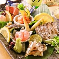 新鮮な瀬戸内魚介メニュー充実。