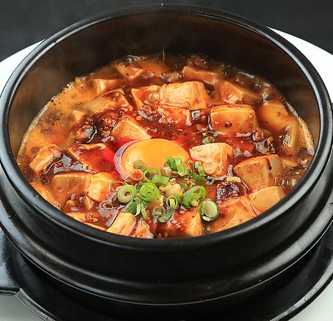 ひばりが丘で食べられる、本格的陳麻婆麺を是非ご賞味下さい!