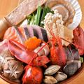 料理メニュー写真名物横綱ちゃんこ鍋