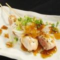 料理メニュー写真【笹身】 お刺身用の鶏肉使用!ワンランク上の焼鳥をどうぞ!