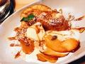 料理メニュー写真フレンチトースト(メープルシナモン)