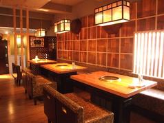 焼肉 ぱんが PANGA 新御徒町店の雰囲気1