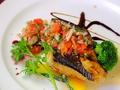 料理メニュー写真本日のお魚 ローマ風ソース