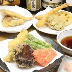 季節創作料理 天ぷらの特集写真