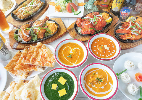 本格インド料理をリーズナブルな価格で★舟入で人気のインドカレー屋「masala」