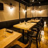 肉バル はちく HACHIKU 渋谷店の雰囲気3