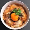 料理メニュー写真TORIYAMA 特製濃厚親子丼