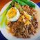 Filipino Style Lulohan  フィリピン式ルーロー飯