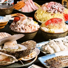 海鮮 もんじゃ 片岡のおすすめ料理1