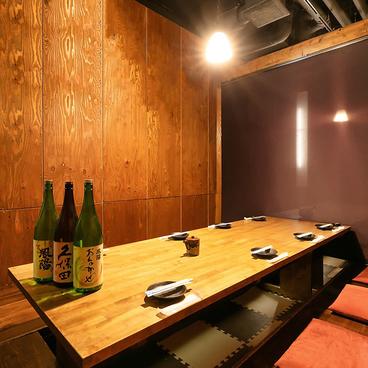 完全個室居酒屋 伊達藩 仙台駅前喫煙可能店の雰囲気1