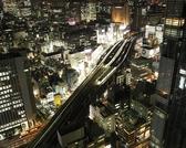 大切な方とお食事をしながら25階から見る都内の夜景は忘れられないものとなるでしょう。