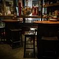 ちょっとハイテーブルな樽のお席、バールの雰囲気を味わいたいなら迷わずコチラ!! [2名様]