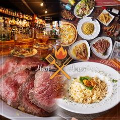 肉酒場 ミートハウス 上野駅店の写真