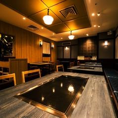 大阪お好み焼き 清十郎の雰囲気1