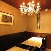 olive!olive!!~はなれ~静かな雰囲気でゆったりくつろげるお席が新登場!半個室のお席なので、ゆっくりとお食事ができます。