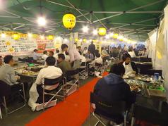 出張かき小屋 牡蠣奉行 IN熊本の雰囲気1