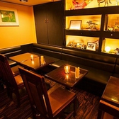 CAFE&BAR MOUTIERSの雰囲気2