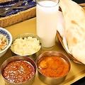 料理メニュー写真ネパールセット
