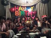 同級生のお誕生日会をやられたお客様です!皆さん仲良く、楽しんで頂けてよかったです♪またのご来店お待ちしております☆