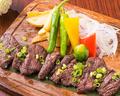 料理メニュー写真国産和牛ハラミ焼き
