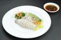 料理メニュー写真豚ミミのコリコリ冷菜