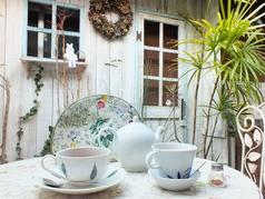 森カフェの写真