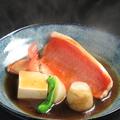 料理メニュー写真―黒板メニューの1例― 煮つけ
