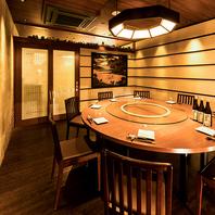 団体様にもピッタリな広々空間でお食事を!