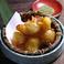料理メニュー写真湯布院クレソン塩の生ポテトフライ