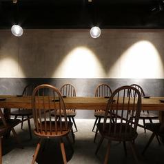 渋谷 牡蠣入レ時の雰囲気1
