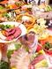 毎月変わるコース内容!!季節の味覚満載!食天の旬コース