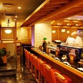 すし 魚游 銀座店の雰囲気2