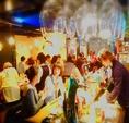 雰囲気抜群!お洒落なバルで、デート・女子会・記念日・パーティーetc…。いつまでも居たくなる、居心地良い寛ぎの空間!