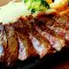 贅沢を極めた「黒毛和牛サーロインステーキ」