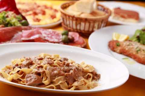 本格的なイタリアンを満喫できる隠れ家的な一軒家レストラン。