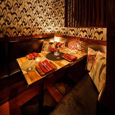 個室肉バル プライムグリル 新宿東口店の雰囲気1