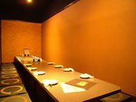 通町筋駅宴会はゆったり落ち着ける和の個室空間居酒屋!