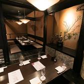 魚とワイン サカナメルカート・ゼン 愛宕グリーンヒルズ店の雰囲気2