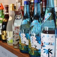 ワインはもちろん日本酒、焼酎もございます!