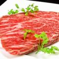 料理メニュー写真赤城牛のサーロインステーキ