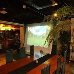 ゴルフ&スポーツラウンジ大船倶楽部のコース写真