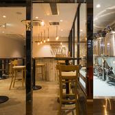 ワイワイジーブルワリー&ビアキッチン Y.Y.G.Brewery&Beer Kitchenの雰囲気2
