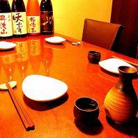 【飾らない落ち着き空間】ゆったりとしたテーブル席♪