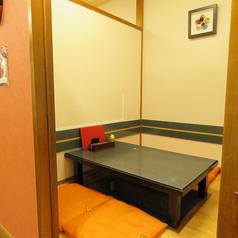 ≪4名様×3室≫ご用意しています。最大4名様で利用できる個室もご用意しています♪