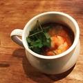 料理メニュー写真トムヤムクン(タイの代表的スープ)