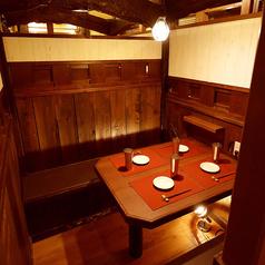 テーブル席多数!大船駅最大級の個室居酒屋