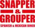 スナッパー&グルーパー SNAPPER&GROUPERのロゴ