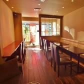 cafe SHINKAの雰囲気2
