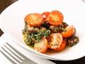 料理メニュー写真たことプチトマトのマリネ
